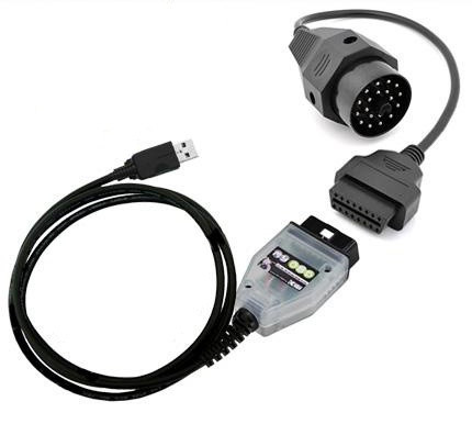 Ediabas Inpa - incl. OBD-1 Adapter für BMW Diagnose Interface