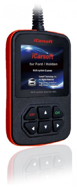 iCarsoft i920 Diagnose für Ford Holden Focus Galaxy Mondeo KA Fiesta Transit uvm.