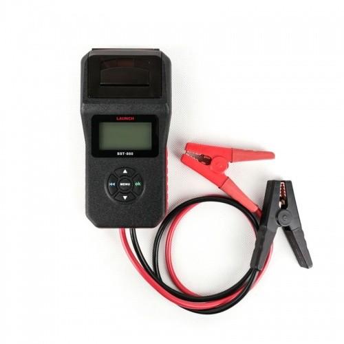 Launch BST-860 Batterietestgerät für 6V 12V 24V Batterien mit Thermodrucker