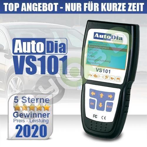 VS101 Handscanner für VAG VW Audi Seat Skoda ab Bj 1990