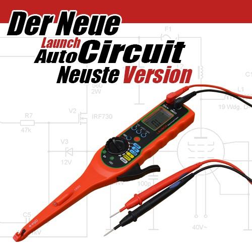 Launch Auto Circuit Multi Stromprüfer Messwerkzeug bis 380V