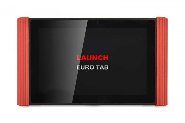 Launch X431 Euro TAB Diagnose Codierung Stellgliedtest Programmierung uvm.