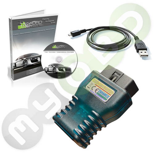 AGV-4000 Diagnose für BMW VW Audi Seat Skoda Mercedes Opel Ford ...